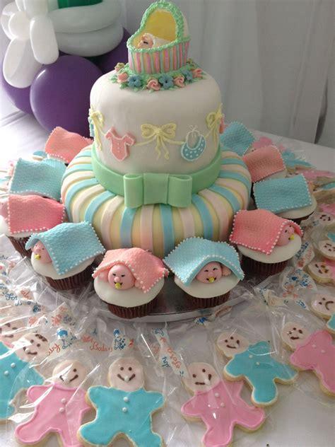 baby shower cake cupcakes goldilocks bakery party party