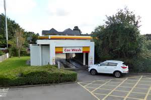 Hythe Garage by Car Wash Hythe 169 Robin Webster Geograph Britain And