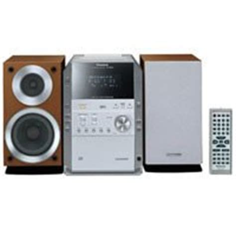 panasonic sc pm19 5 disc mini shelf system