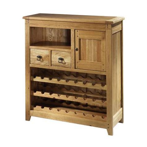 Wine Rack Furniture by Rustic Oak Furniture Rustic Oak Wine Rack 312 115 Review