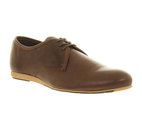 mens ask the missus nevermind shoe distressed brown