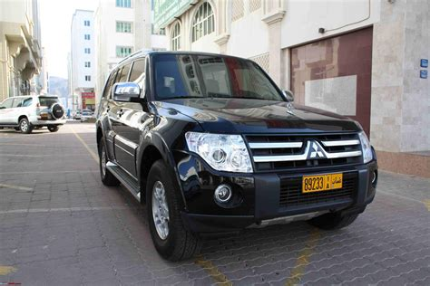 electronic stability control 2004 mitsubishi montero parking system mitsubishi pajero montero in india 6 months review team bhp