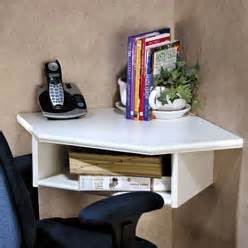 Floating Corner Desk This Floating Desk Tyhe Pinterest