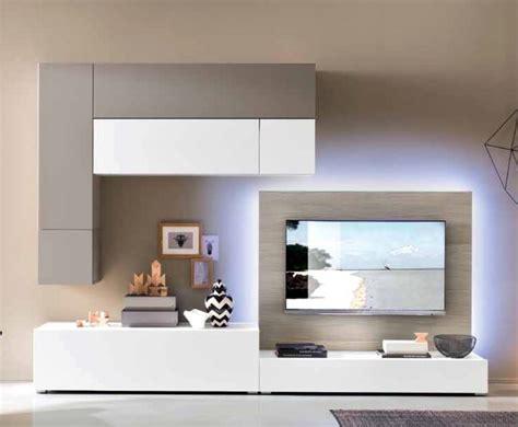 soggiorni bianchi soggiorno soggiorno 4 laccato opaco componibili