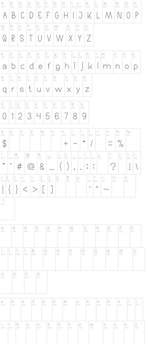 dafont thin fonts high thin light font dafont com