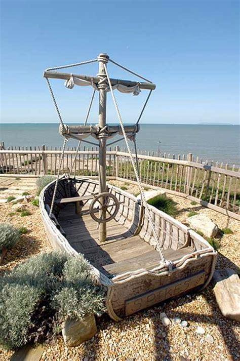 boat garden furniture best 25 old boat ideas ideas on pinterest old boats