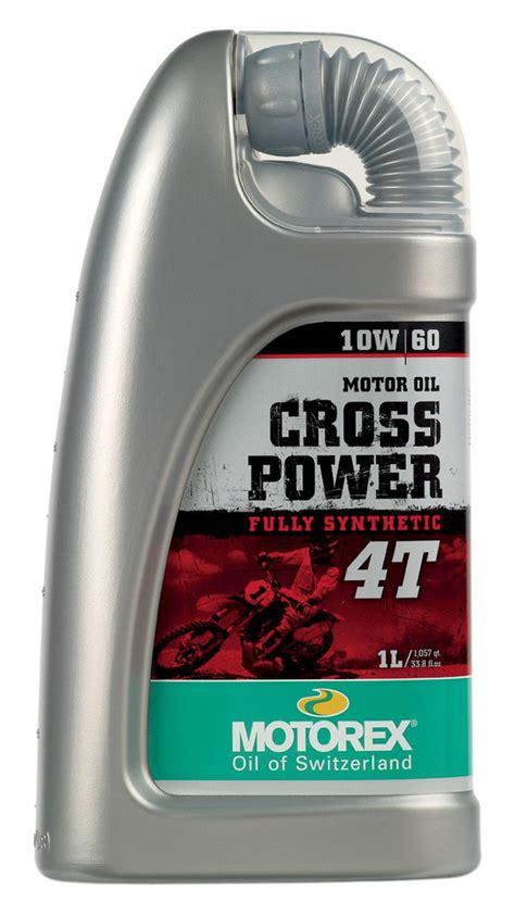 Wish 1 4t Cl 1 motorex cross power 4t engine 10 1 90 revzilla