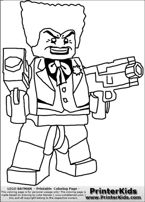 joker lego coloring page colouring pages on pinterest lego batman coloring pages