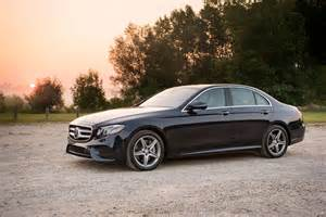 E300 Mercedes 2017 Mercedes E300 4matic 30 Day Test Introduction