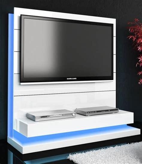 Superbe Meuble Tv Escamotable Motorise #5: meuble-tv-blanc-design-futuriste.JPG