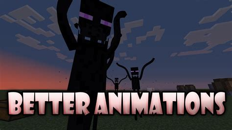 minecraft better animations mod minecraft mods better animations collection wacky