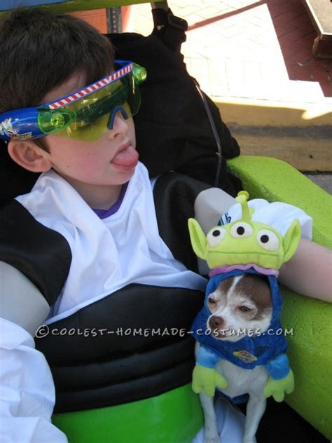 motor boat costume coolest homemade buzz lightyear and rc wheelchair costume