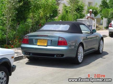 maserati egypt maserati 3200 gt spotted in cairo rehab egypt on 08 16 2005