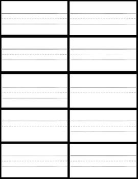 flashcard template for word graphic organizer sight word flashcard template