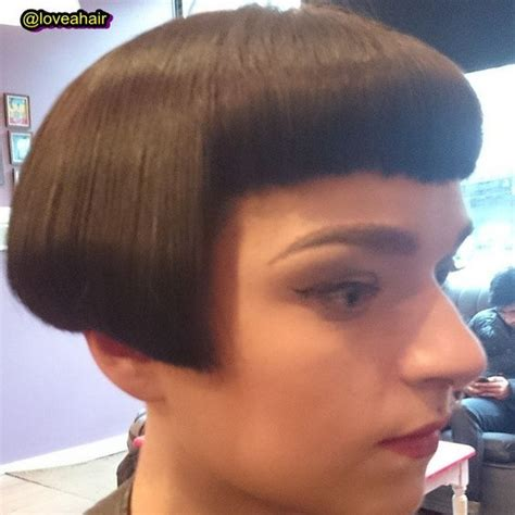 mini bob haircut awesome bobs and photos on pinterest