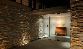 Home Interior Wall Pictures Interiors With Stone And Brick Work Designing