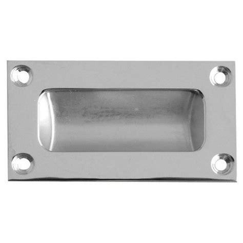 Flush Door Handles by Frelan Rectangular Flush Pull Handle Jv428 Flush Pulls