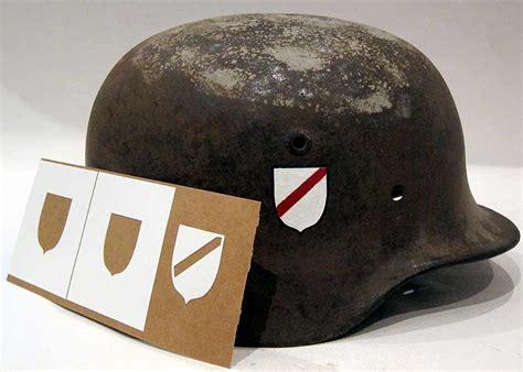 Helm Kyt R10 Sticker Army ww2 german helmet insignia best helmet 2017