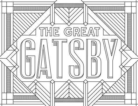 creative  coloring pages inspired  classic books