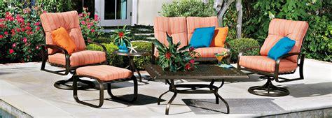 usa outdoor furniture woodard cayman isle collection usa outdoor furniture
