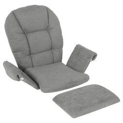 shermag glider and ottoman replacement cushions replacement glider cushions target