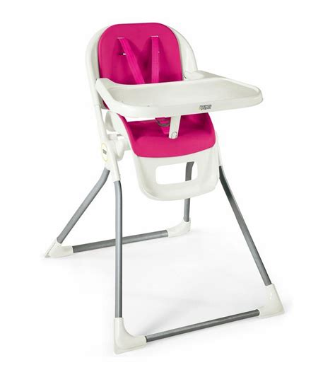 Pink High Chairs mamas papas pixi high chair pink