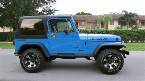 1989 jeep wrangler engine 1989 jeep wrangler islander t54 kissimmee 2016