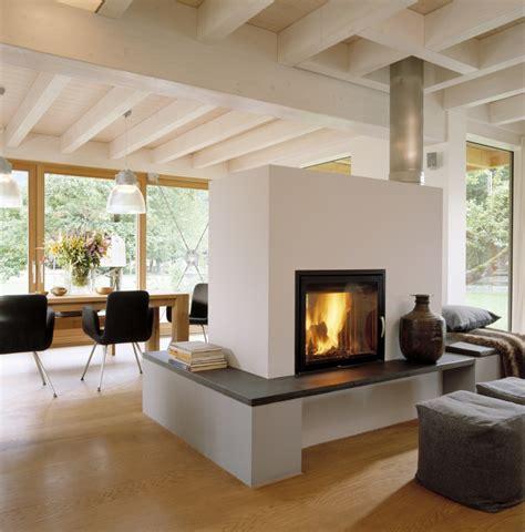 Wohnzimmer Ohne Fenster by Panoramakamin Im Wohnzimmer Mit Bodentiefen Fenster Haus