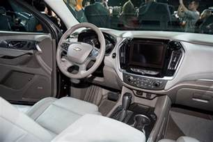 Chevy Traverse Interior Photos by 2018 Chevy Traverse Info Pics Specs Wiki Gm Authority