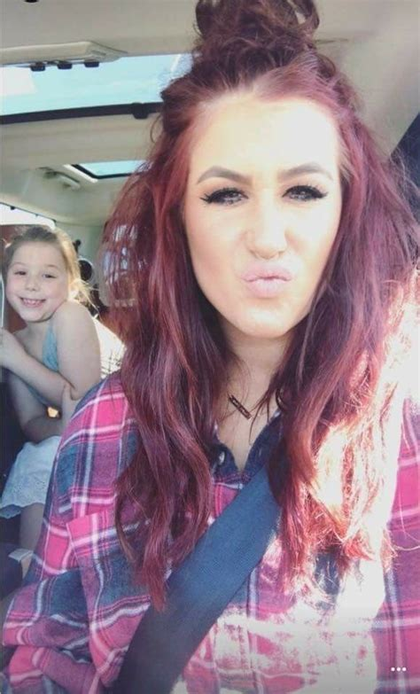 how chelsea houska dyed her hair so red 698 best images about chelsea houska on pinterest