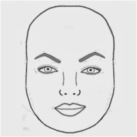 tips membuat alis untuk wajah bulat cara membentuk alis untuk pemula