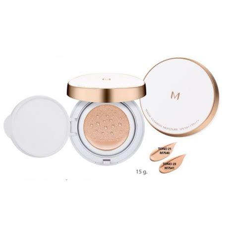 Missha M Magic Cushion Spf50 Pa m magic cushion moisture spf50 pa missha