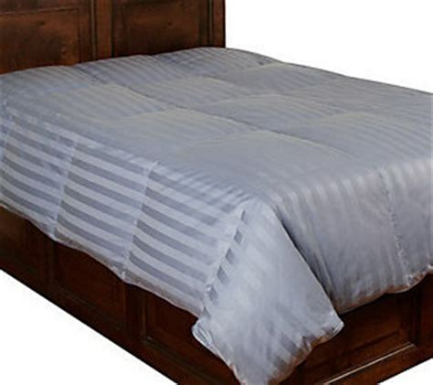 northern nights down comforter northern nights kg 650 fp pyrenees down dobby stripe