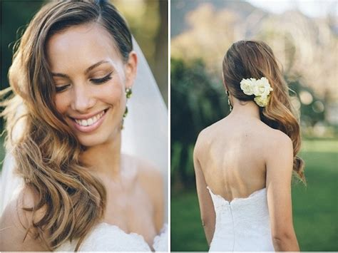 Wedding Hairstyles Side Swept Wedding Hairstyles Side Swept Waves Inspiration And Tutorials