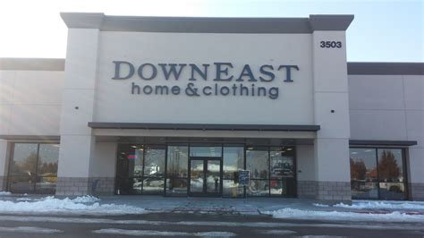 downeast home clothing opens in boise area