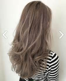 what colours does use for ash hair 25 best ideas about korean hair color on pinterest hair