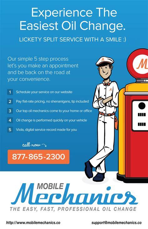 cards for mechanics templates mobile mechanics flyer cool unique business cards