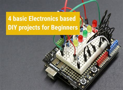 diy projects electronics 4 basic electronics based diy projects for beginners