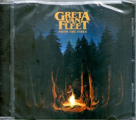 greta van fleet zeppelin cover greta van fleet from the fires cd sellado us zeppelin