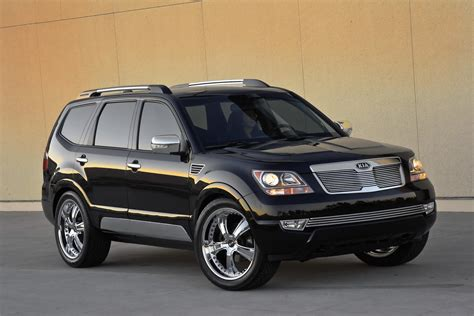2009 kia borrego limited review gallery top speed