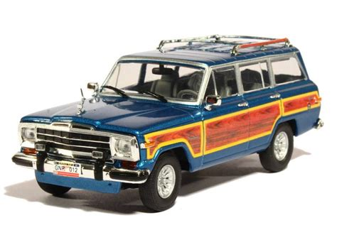 jeep wagoneer 1995 whitebox jeep wagoneer 1989 1 43 ebay