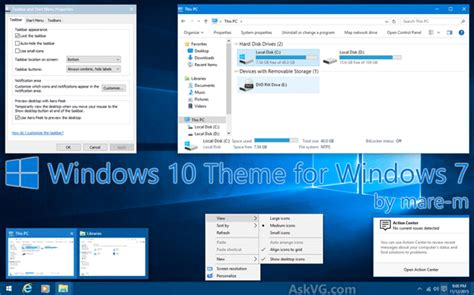 download themes for windows 7 windows 10 download windows 10 themes boot screen and login screen