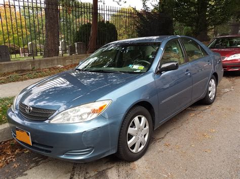20002 Toyota Camry 2002 Toyota Camry Overview Cargurus