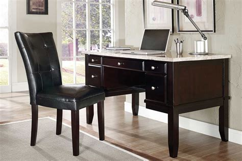 Monarch White Desk by Monarch Desk