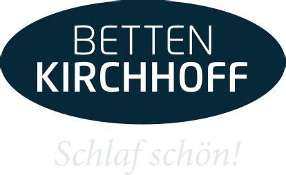 betten kirchhoff mitglieder innenstadt einkaufen dienstleistungen essen
