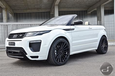 who builds range rover ds builds the hamann range rover evoque cabrio