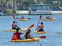 lake mission viejo boat rentals kayaks single tandem