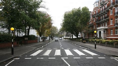 at the crossing beatles road zebra crossing given listed status