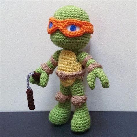 amigurumi ninja pattern free 25 best ideas about crochet ninja turtle on pinterest