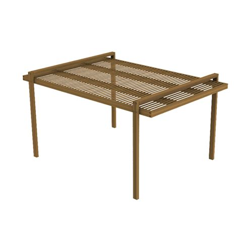 Wooden pergola kits for modern & natural design gardens